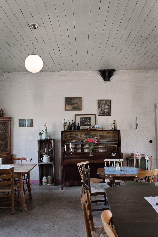 Franskans crêperie i Rörum - Isabelle Pedersen