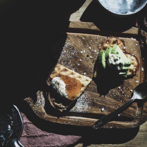 Recept – Dinkelvåfflor