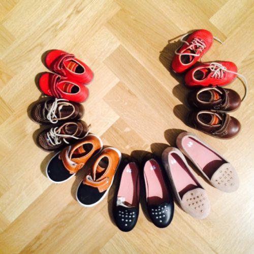Små små skor
