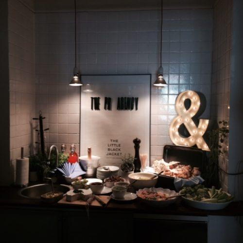 Frukostlyx på Arken Hotel & Art Garden Spa