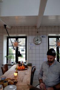 Pannkakor hemma hos Sofia