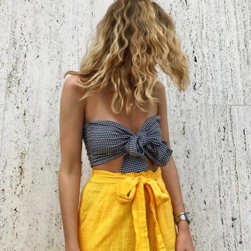 Bästa gula plaggen i sommar