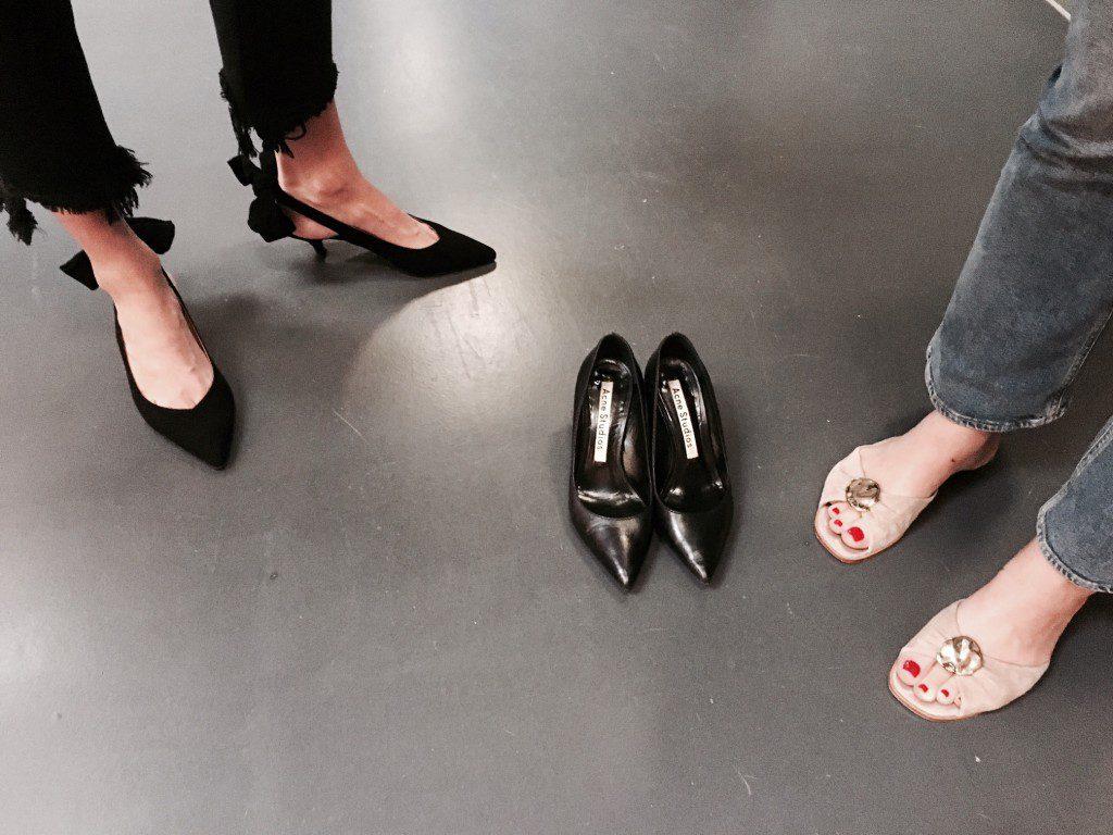 shoes.loppi.acne.pumps.ganni