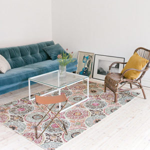 Kom och köp – soffbord, matta och biostolar
