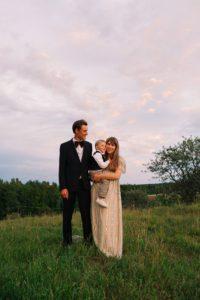 Vårt bröllop på Gotland