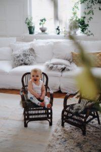 New chair, påsk och ettårsdag