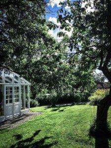 Trädgårdsplaner