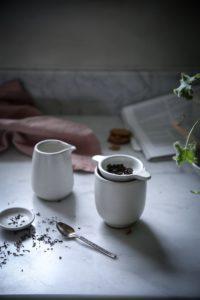 Fredag och en kopp te