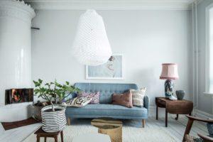 Om ett tjusigt hem i Göteborg