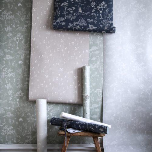 Anna Kubel x Sandberg Wallpaper