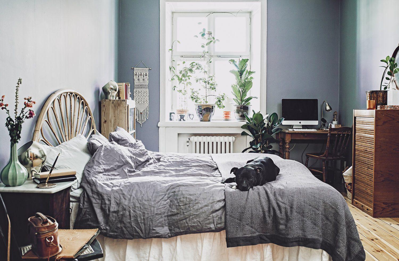 Tips! Reportage hemma hos Elin Jensdotter på Bodil Vintage