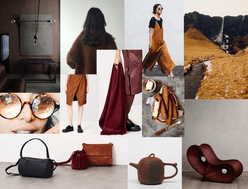 Finast i veckan; höstfärger, poesi i bloggform och en ny kollektion från Sandberg Wallpaper