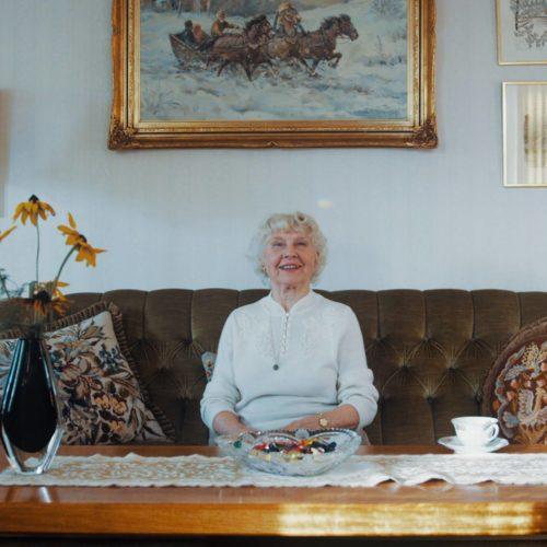 För ensamma pensionärer, integrationen och rätten att vara trygg i natten