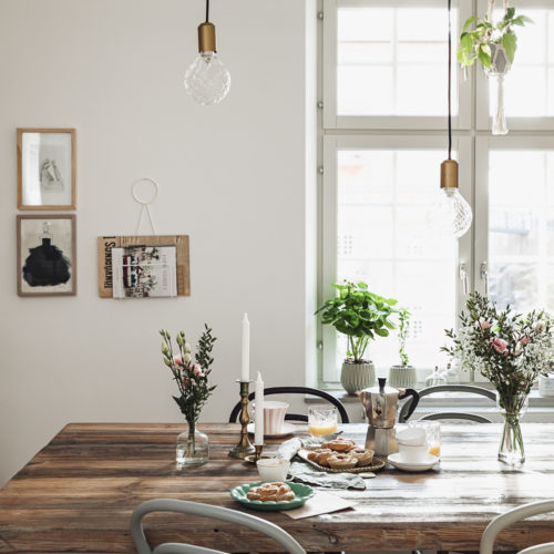 Ny bloggranne; What decorates my day