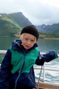 Nord Norge med två bloggmammor