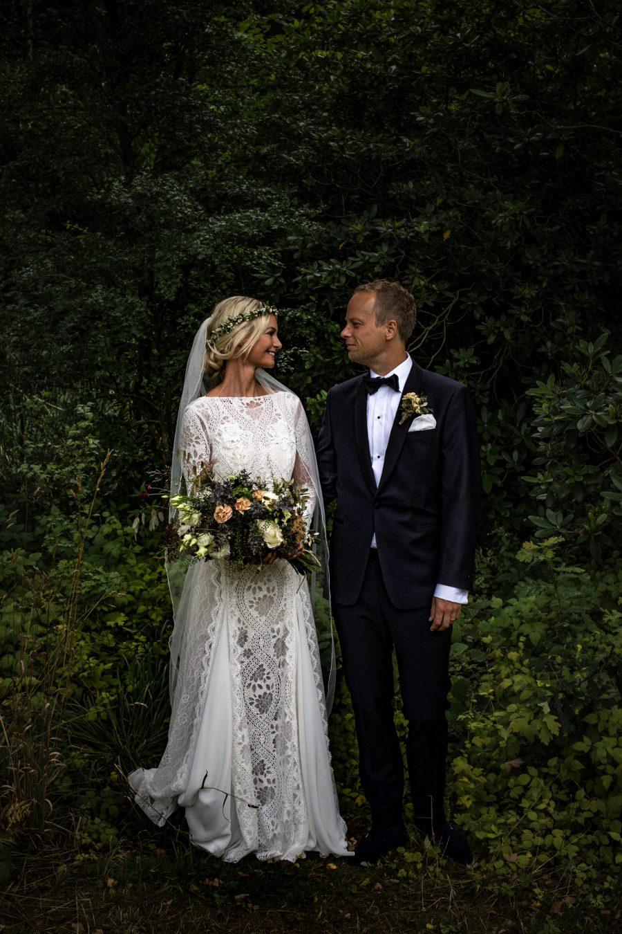 Bröllopsinspiration från förra sommaren