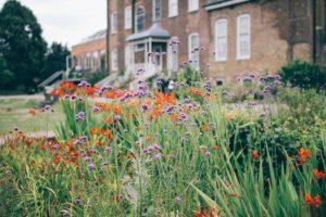 London del 2; William Morris gallery och Taqueria