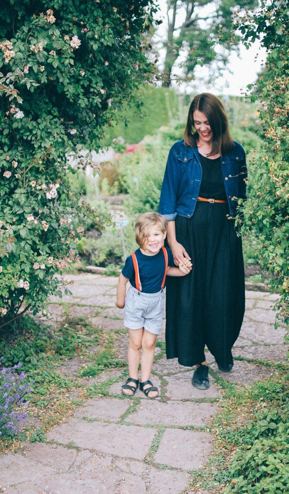 Ett besök på Bergianska Trädgården och Gamla Orangeriet
