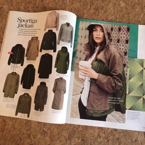 Vårens jackor och kappor