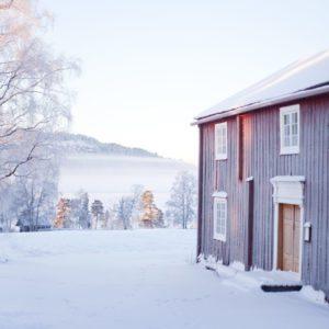 Livet och lyckan och julen i Jämtland