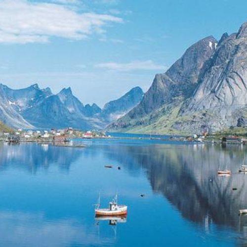 På väg till Nord Norge