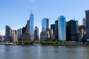 Hej från New York
