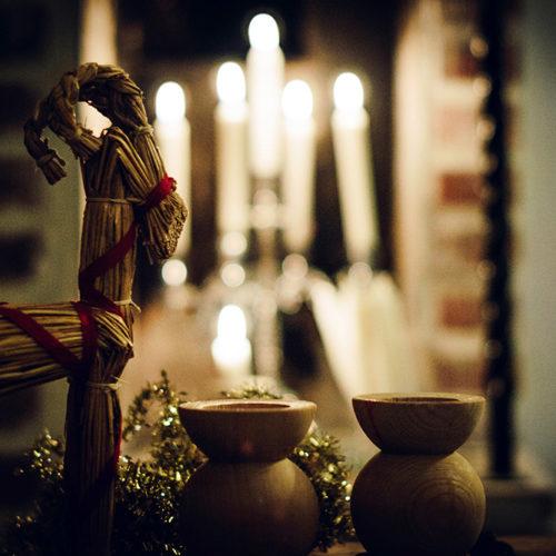 Julstämning och julöppet i Plåthuset