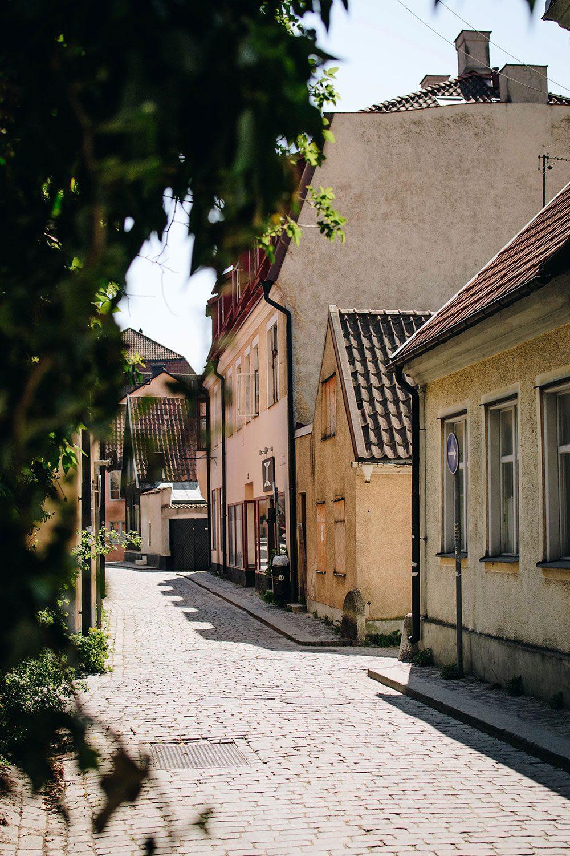 Om helgen och en tur till Visby