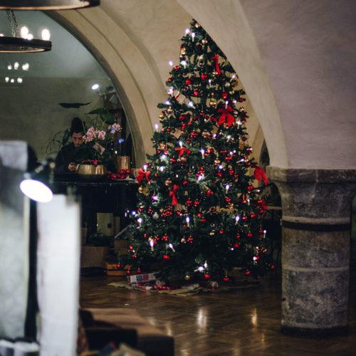 Om helgen – julmarknad och restaurang Rot
