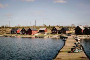 Utflykt till Tessans Trädgård och Sysne Fiskebutik