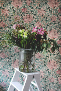 Wallpaper love – Kaprifol av William Morris