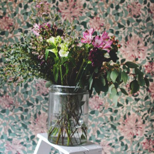 Wallpaper love – Kaprifol av William Morris