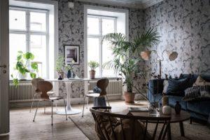 Finast i veckan; höstens godaste äppelkaka, New York och en vacker lägenhet i Göteborg