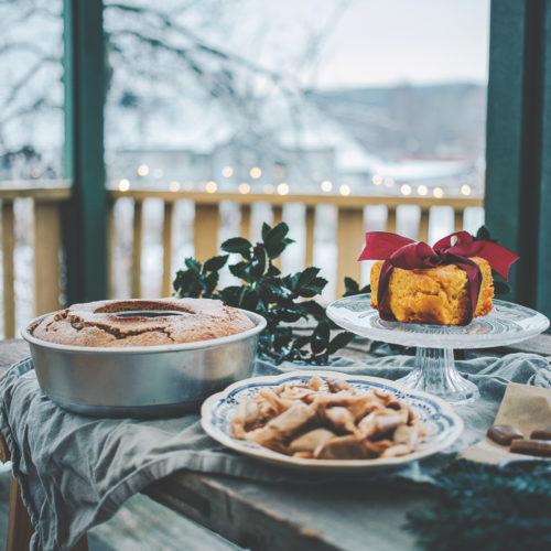 Bilder från förra julen