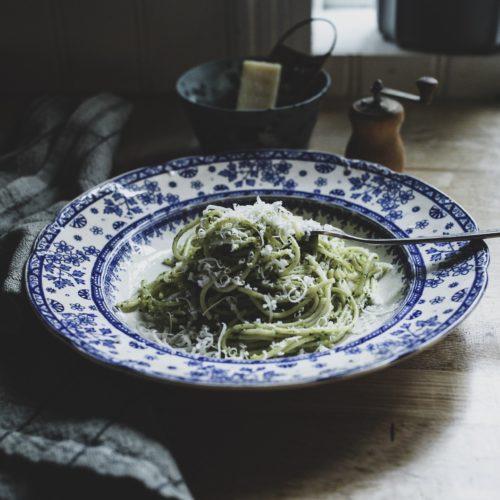 Recept – Gör din egen pesto