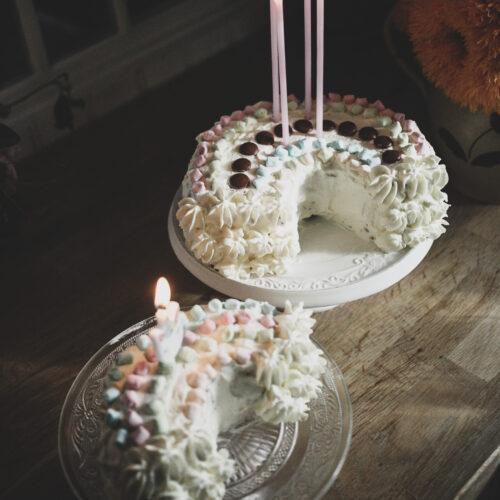 Inspiration tårta barnkalas