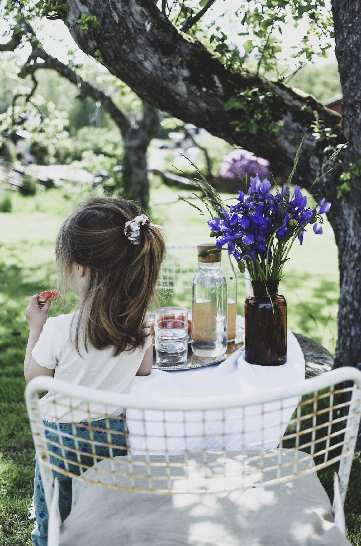 lovely life trädgård