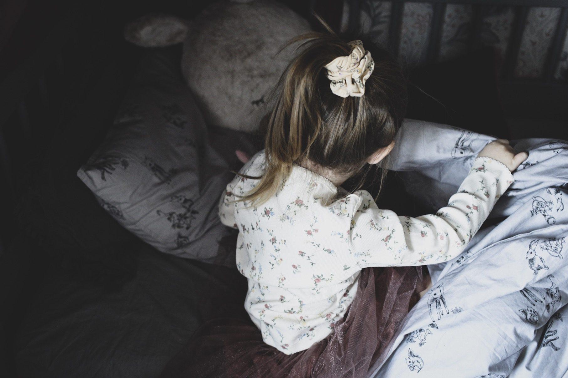 Lovely life inredning till barnrum lakan