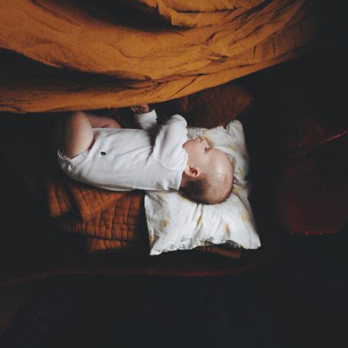 En drömmig sovplats