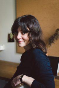 Kreativa möten: Lisa Wikander