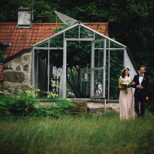Bröllopsdag – 4 år som gifta