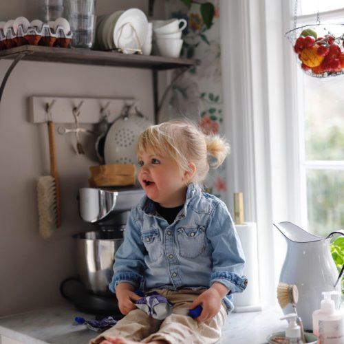 När snuttis inte är en snuttis och att fylla 2 år