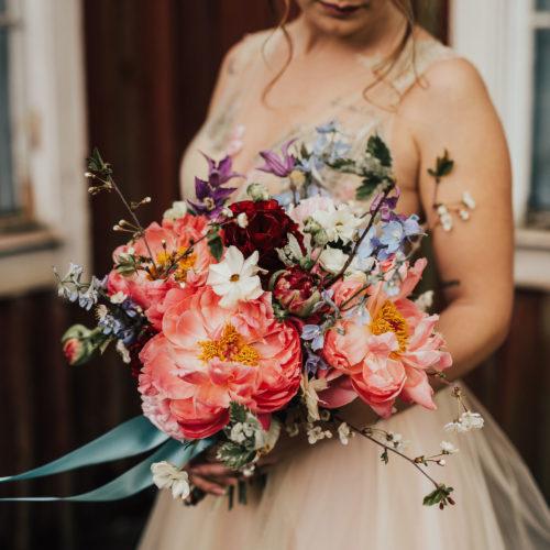 Vad är en blomsterdesigner?
