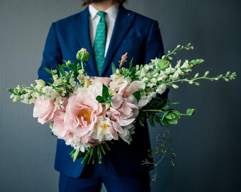 Smaragdgrönt bröllop