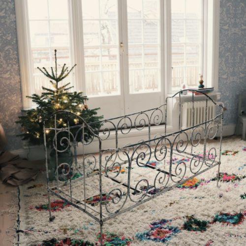 Hållbara julkalendern lucka nummer 11: barnsängen jag aldrig skulle sälja