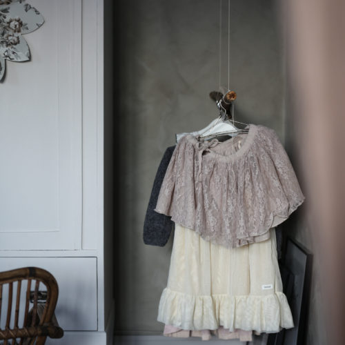 DIY: klädstång