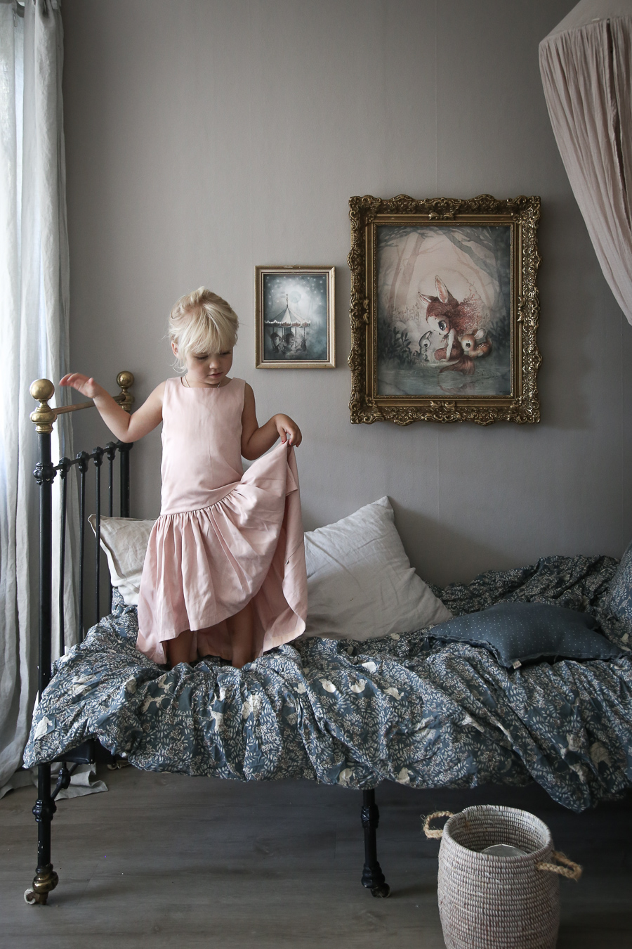 Hur man får barnen att sova själva