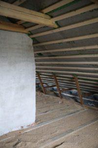 Renoveringsupdate och grangolv