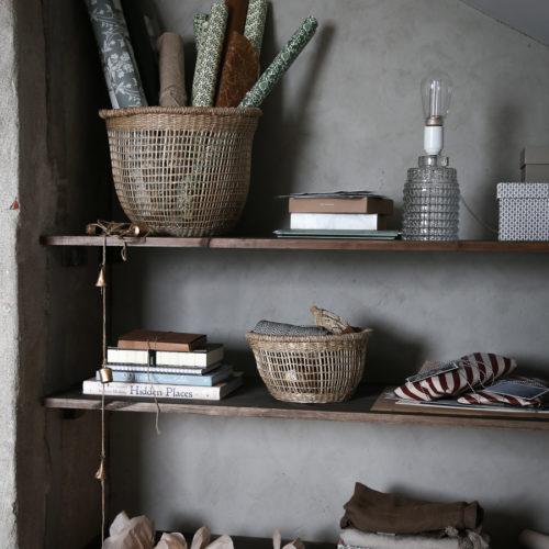 DIY: Platsbyggd bokhylla