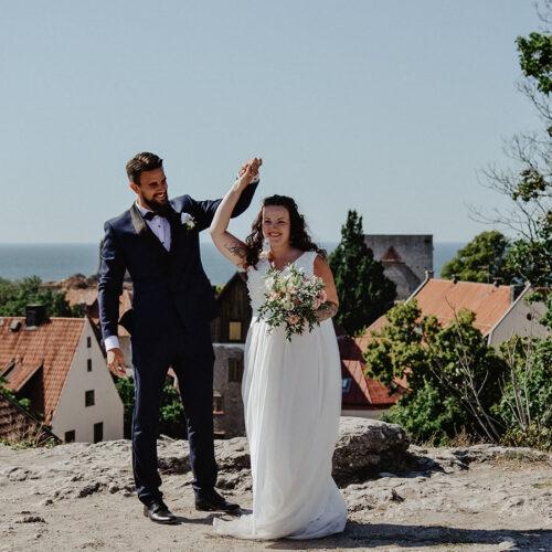 Ett bröllop som utmaning
